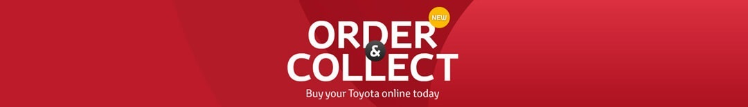 Clintons Toyota Order & Collect